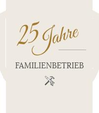 Über 20 Jahre Familienbetrieb